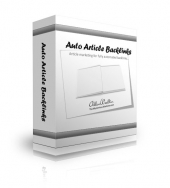 Auto Article Backlinks eBook with Master Resale Rights