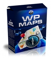 WP Maps Plugin Software with Master Resale Rights