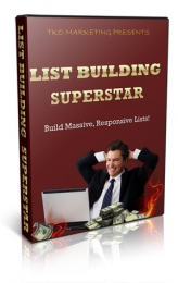 List Building Superstar Video with Master Resale Rights
