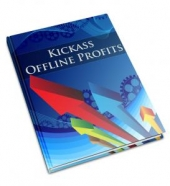 Kickass Offline Profits eBook with Private Label Rights
