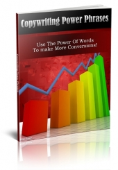 Copywriting Power Phrases eBook with Master Resale Rights