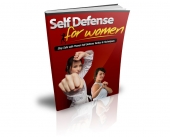 Self Defense For Women eBook with private label rights