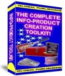 The Complete Info-Product Creation Toolkit! Software with Resell Rights