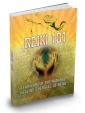 Reiki 101 eBook with private label rights