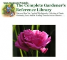 The Complete Gardener's Reference Library eBook with Resell Rights
