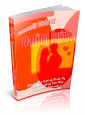 Personality Quadrants' Dating Guide eBook with Private Label Rights