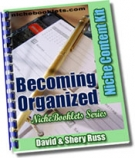 10 Niche Booklets eBook with Master Resell Rights