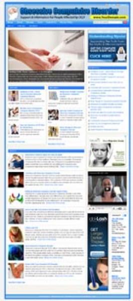 Obsessive Compulsive Disorder Website