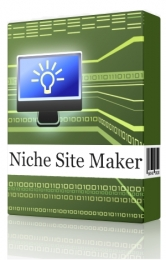 Niche Site Maker Software with Master Resale Rights