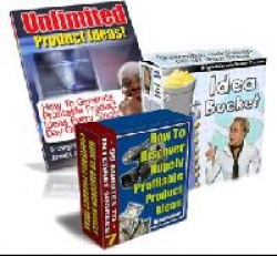 Unlimited Product Ideas Package