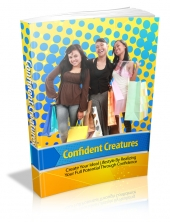 Confident Creatures eBook with Master Resale Rights