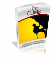 The Climb eBook with Private Label Rights