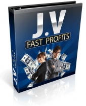 Joint Venture Fast Profits eBook with Private Label Rights