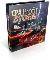 CPA Marketing Storm eBook with Private Label Rights