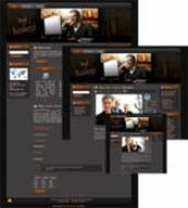 Business Web Template 3 Template with Master Resale Rights