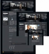Business Web Template 2 Template with Master Resale Rights