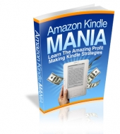 Amazon Kindle Mania eBook with Master Resale Rights