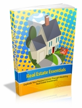 Real Estate Essentials eBook with private label rights