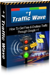 +1 Traffic Wave eBook with Master Resale Rights