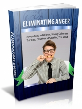 Eliminating Anger eBook with private label rights
