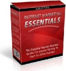 Internet Marketing Essentials Software with Master Resell Rights