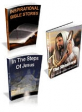 Christian Tri-Pack eBook with private label rights
