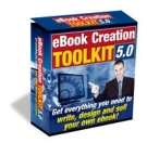 eBook Creation Toolkit 5.0 Software with Resell Rights