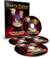 Harry Potter Business Magic Video with Private Label Rights