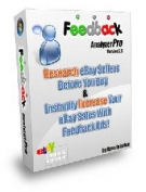 Feedback Analyzer Pro Version 2.0 Software with Master Resell Rights