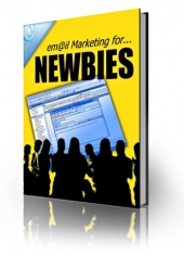 Em@il Marketing For NEWBIES eBook with Private Label Rights
