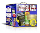 Graphical Optin Template Pack Software with Master Resell Rights