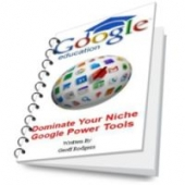 Dominate Your Niche Google Power Tools eBook with Giveaway Rights
