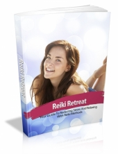 Reiki Retreat eBook with private label rights