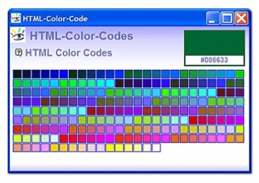 How To Match HTML Color Codes