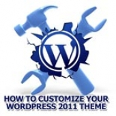 How To Customize Your Wordpress 2011 Theme Video with Master Resale Rights