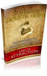 An All Important Holistic Guide eBook with Master Resale Rights