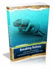 Breaking Bulemia eBook with Master Resale Rights