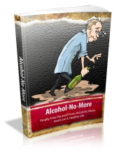 Alcohol-No-More eBook with Master Resale Rights