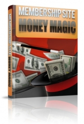 Membership Site Money Magic Software with Master Resale Rights