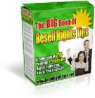 The Big Book Of Resell Rights Tips eBook with Resell Rights