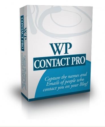 WP Contact Pro