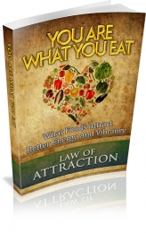 You Are What You Eat eBook with Master Resale Rights