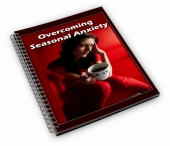 Overcoming Seasonal Anxiety eBook with private label rights