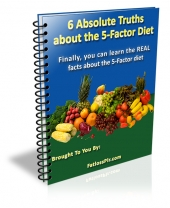 6 Absolute Truths About The 5-Factor Diet eBook with Master Resale Rights
