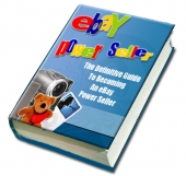 eBay Power Seller eBook with Private Label Rights