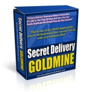 Secret Delivery Goldmine eBook with Private Label Rights