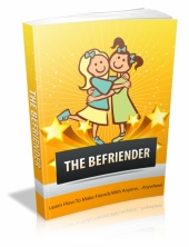 The Befriender eBook with Master Resale Rights