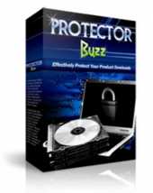 Protector Buzz Software with Master Resale Rights