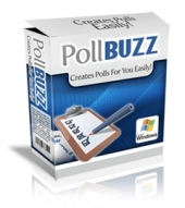 Poll Buzz Software with Master Resale Rights