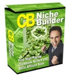 CB Niche Builder Software with Resell Rights